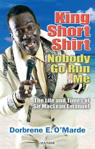 KING SHORT SHIRT Nobody Go Run Me